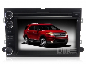 Autoradio Ford Explorer Mustan