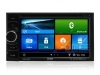 "Autoradio Win8 Din 6,2"" HD 1080p Touch Navigatore GPS DVD BT USB SD MirrorLink"