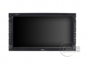"Autoradio 2 DIN 6,95"" HD 1080p Touchscreen Navigatore GPS DVD Mp3 BT iPod USB SD"