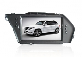 "Autoradio Mercedes GLK 300 Display 7"" Touchscreen USB SD NAVI GPS Bluetooth PIP"