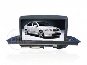 "Skoda Octavia Autoradio Display 7"" Touchscreen USB SD NAVI GPS Bluetooth PIP DVR"