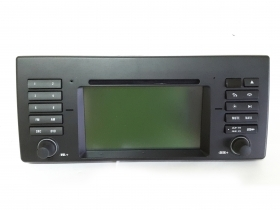 "BMW 5 series 5 e 7 E39 / E38, X5 E53 Autoradio 6,2"" Touch DVD GPS USB SD WIFI 3G"