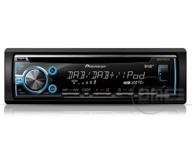 Pioneer DEH-X6700DAB Autoradio MIXTRAX EZ CD DAB+ USB 32GB iPod AUX-IN RCA 200W