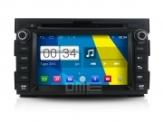 "Kia CEED Venga 2010-12 Autoradio 6.2"" HD Touchscreen Android 4.4 DVD Navi GPS BT"