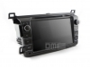 "Autoradio Toyota RAV4 2013 Android 4.4 Touch 8"" HD DVD Navi GPS BT USB SD Wifi"