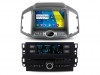 "Autoradio Chevrolet Captiva 2011-13 Android 4.4 Touch 8"" HD DVD GPS BT USB Wifi"