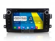 "Autoradio Suzuki SX4 Fiat Sedici Android 4.4 Touch 8"" HD DVD GPS USB SD BT WiFi"