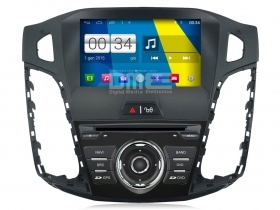 "Autoradio Ford Focus 2012 Android 4.4 Touch 8"" HD DVD Navi GPS BT SD USB Wifi"