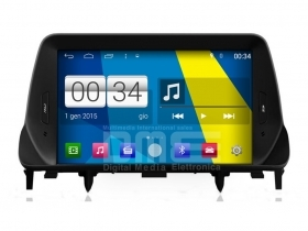 "Autoradio Opel Mokka Android 4.4 Touchscreen 8"" HD DVD Navi GPS BT SB SD Wifi"
