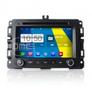 "Autoradio Jeep Renegade Android 4.4 Touch 7"" Full HD DVD CD GPS Navi USB SD WiFi"