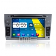 "Autoradio Peugeot 308 Android 4.4 Touchscreen 7"" HD DVD GPS BT SD USB 1080p Wifi"