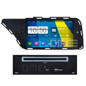 "Autoradio Audi A4 2007-13 A5 Android 4.4 Touch 7"" DVD Navi GPS USB SD BT WiFi"