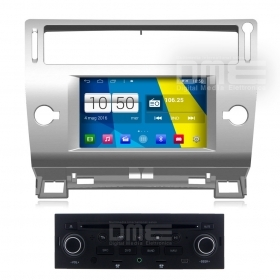 Autoradio Citroen C4 Android 4