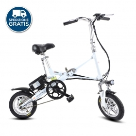 Bici elettrica Folding Bike Koppy v1.0 250W 36V