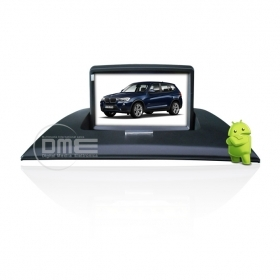 Autoradio BMW X3 E83 Android D