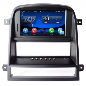 "Autoradio Chevrolet Captiva 2008-11 Android Display 6.2"" Touch SD USB Navi GPS"
