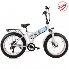 Bici elettrica Chrispa Fat-Bike v3.5 250W 48V SSCN