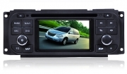 "Autoradio Chrysler Grand Voyager Android 4.4 Touch 4.3"" HD DVD Navi GPS BT USB Wifi"