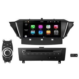 "Autoradio BMW X1 Android 8.0 Touch 6.2"" HD DVD GPS USB Bluetooth WIFI S200"