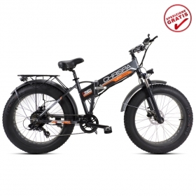 Bici elettrica Fat Bike Chrispa Fat v3.4 500W 48V