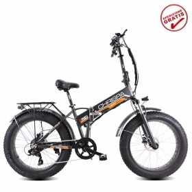 Bici elettrica Fat Bike Chrisp