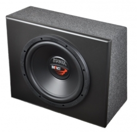 Subwoofer 320 mm. in cassa chiusa 1 x 4 Ohm 150 W RMS