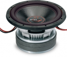 Subwoofer 320mm. 2 x 1 Ohm - 1