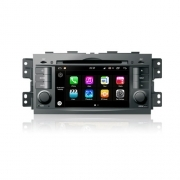 "Autoradio Kia Mohave 2014/Borrego Android 8.0 Touch 7"" HD DVD GPS BT WIFI S200"