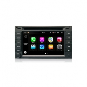 "Autoradio Peugeot 307 2002-11 Android 8.0 Touch 6.2"" HD DVD GPS BT WIFI S200"