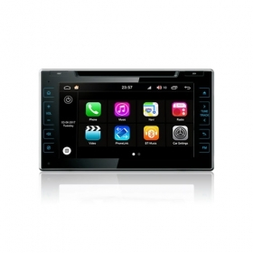 "Autoradio Toyota Hilux 2016 Android 8.0 Touch 8"" HD DVD GPS Bluetooth WIFI S200"
