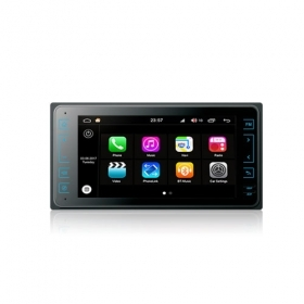 "Autoradio Toyota Universali Android 8.0 Touch 6.75"" DVD GPS Bluetooth WIFI S200"