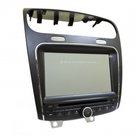 "Autoradio Fiat Freemont 8"" HD Touch DVD GPS Navi VCDC USB SD BT WIFI 3G 1080p"