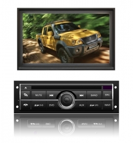 "Autoradio Mitsubishi L200 Canbus 2010-11 Android 8.0 Touch 7"" HD GPS WIFI S200"