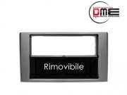 Mascherina autoradio Fiat Iveco Daily colore silver