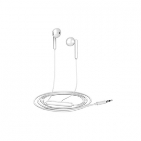 AURICOLARI + MICROFONO 3,5MM PER HUAWEI IN-EAR AM115 WHITE BULK