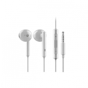 AURICOLARI + MICROFONO 3,5MM PER HUAWEI IN-EAR AM115 BTHUAM115 WHITE