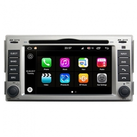 "Autoradio Hyundai Santafe 2008-2011 Android 8.0 Touch 6.2"" HD DVD GPS WIFI S200"