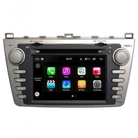"Autoradio Mazda 6 2009-11  Android 8.0 Touch 7"" HD DVD GPS Bluetooth WIFI S200"