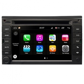 "Autoradio Volkswagen GOLF IV Passat OLD Android 8.0 Touch 6.2"" DVD GPS WIFI S200"