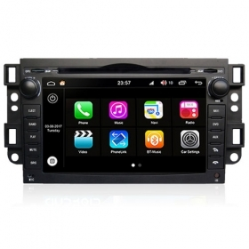 "Autoradio Chevrolet Epica 2007-12 Android 8.0 Touch 7"" HD DVD GPS BT WIFI S200"