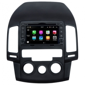 "Autoradio MAC Hyundai i30 2007-11 Android 8.0 Touch 6.2"" HD DVD GPS BT WIFI S200"