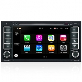 "Autoradio Volkswagen Touareg 2003–10  Android 8.0 Touch 7"" HD DVD GPS WIFI S200"