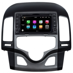 "Autoradio AAC Hyundai i30 2007-11 Android 8.0 Touch 6.2"" HD DVD GPS BT WIFI S200"
