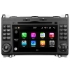 "Autoradio Mercedes A/B Classe 2004–11 Android 8.0 Touch 7"" HD DVD GPS WIFI S200"