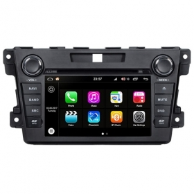 "Autoradio Mazda CX-7 2007-11  Android 8.0 Touch 7"" DVD GPS Bluetooth WIFI S200"