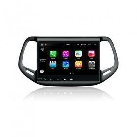 "Autoradio Jeep Compass 2017-18 Android 8.0 Touch 10.1"" HD DVD GPS BT WIFI S200"