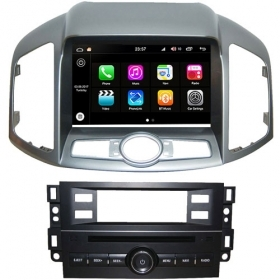 "Autoradio Chevrolet Captiva 2011-13 Android 8.0 Touch 8"" HD DVD GPS BT WIFI S200"
