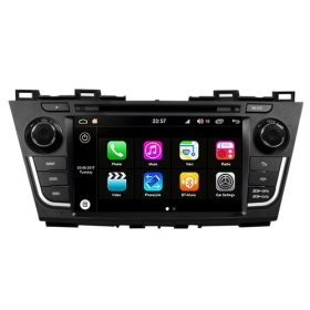 "Autoradio Mazda 5 2010-11 Android 8.0 Touch 8"" HD DVD GPS Bluetooth WIFI S200"