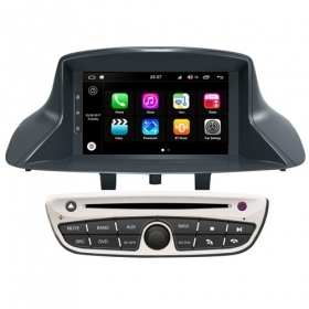 "Autoradio Renault Megane 3 Fluence 2009-11 Android 8.0 Touch 7"" HD GPS WIFI S200"