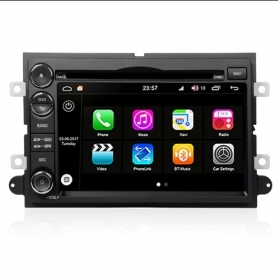 "Autoradio Ford Explorer Android 8.0 Touch 7"" HD DVD GPS USB WIFI  Bluetooth S200"